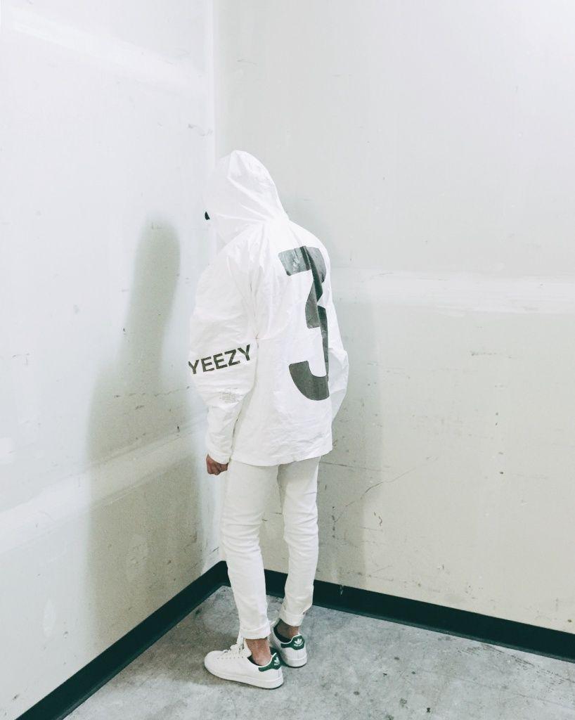 yeezy adidas veste