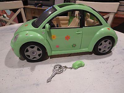 2000 Barbie Vw Volkswagen Beetle Bug