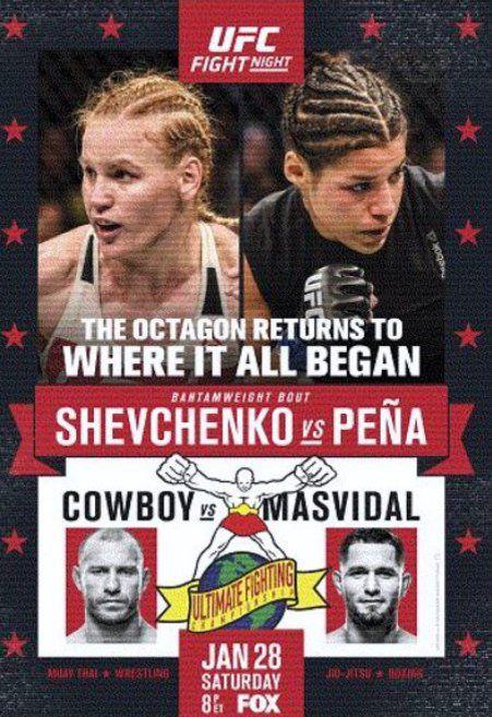 UFC on Fox 23 pronósticos y pr...
