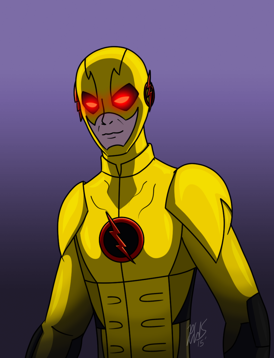 The Reverse Flash Reverse Flash Flash Animation Flash