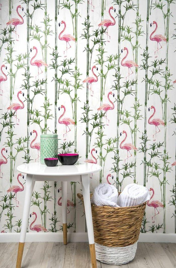 ▷ 1001+ modèles de papier peint tropical et exotique | Boho ...