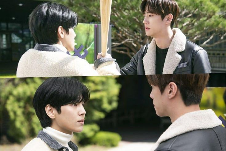 """Lee Jun Young And Suwoong Engage In A Heated Conflict In """"Imitation"""""""
