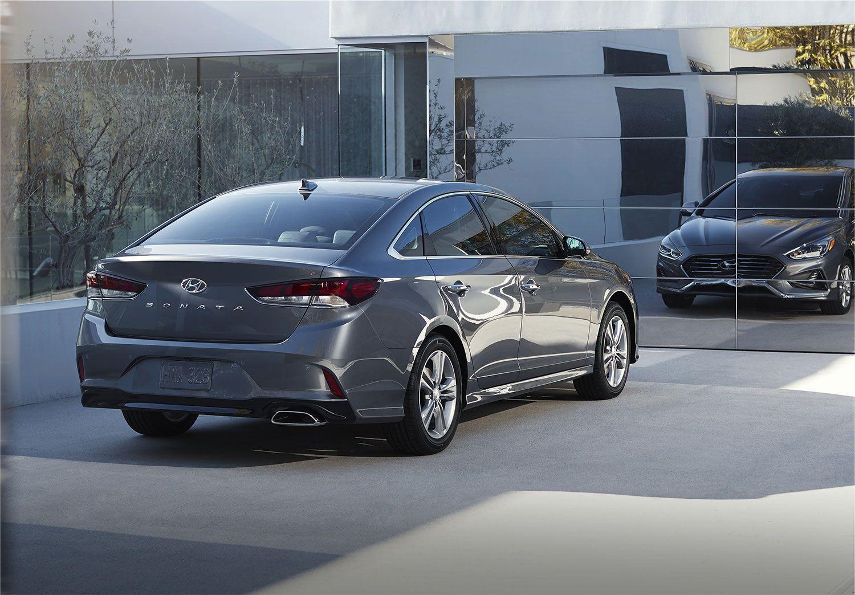 2018 Hyundai Sonata Hyundai Usa Cakes