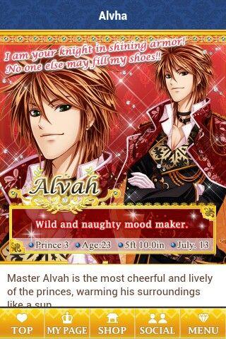 Alvah profile