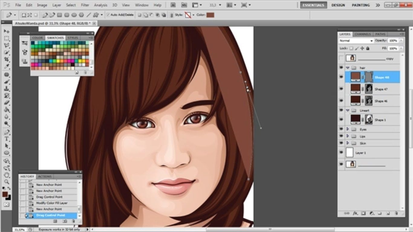 Time lapse vectorvexel photoshop atsuko maeda photoshop time lapse vectorvexel photoshop atsuko maeda baditri Choice Image