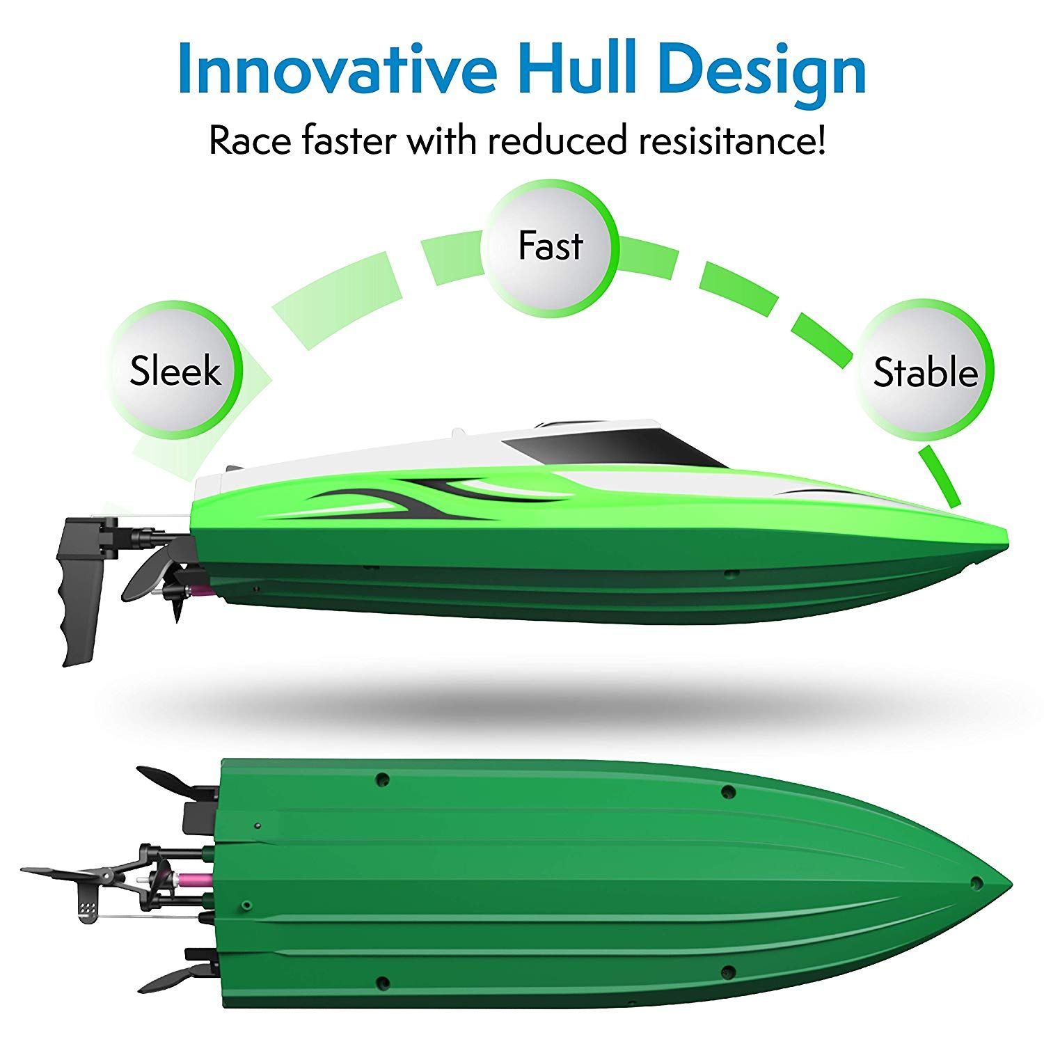 Pin on Make Waves with RC Boats!