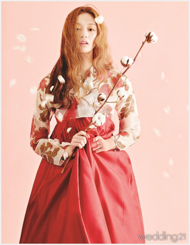 스페셜 웨딩] ② 가장 새로운 한복을 만나다 | idea | Pinterest ...