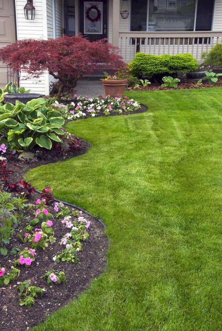 landscaping the garden on a budget #ideasforlandscapingt ...