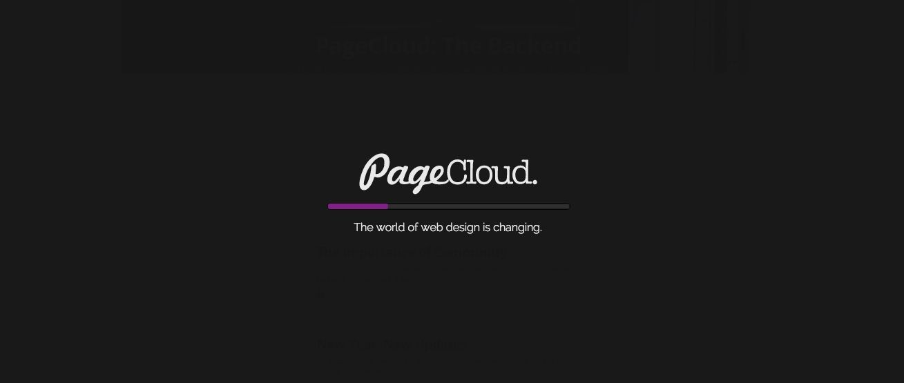 What I learned while exploring PageCloud for the first time. #WebDesign #Website #Design