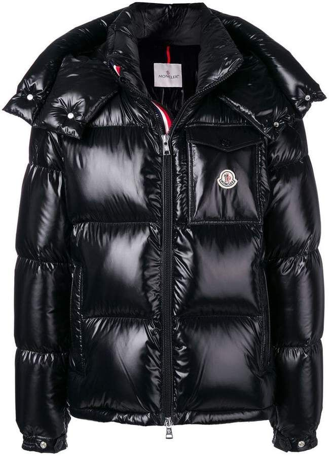 1cf433ab0 Moncler zipped padded jacket | Wallpaper in 2019 | Jackets, Padded ...