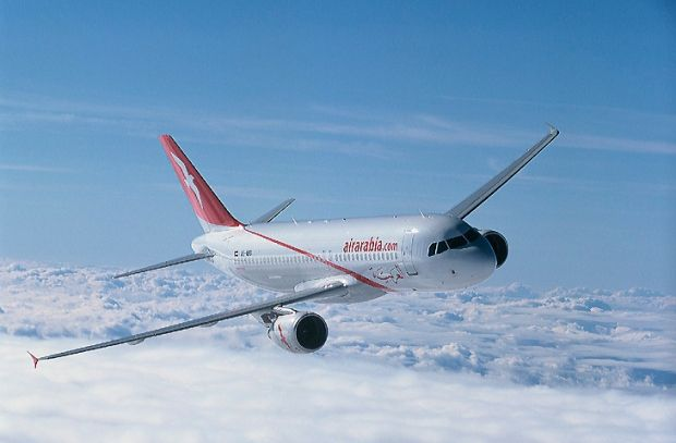 Air arabia celebra su d cimo aniversario air arabia pinterest air arabia international - Air arabia sharjah office ...