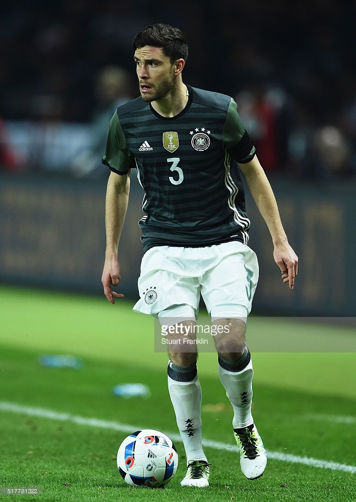 Jonas Hector Of Germany In Action During The International Friendly Match Between Germany And England At Olympiastadion O England International England Germany