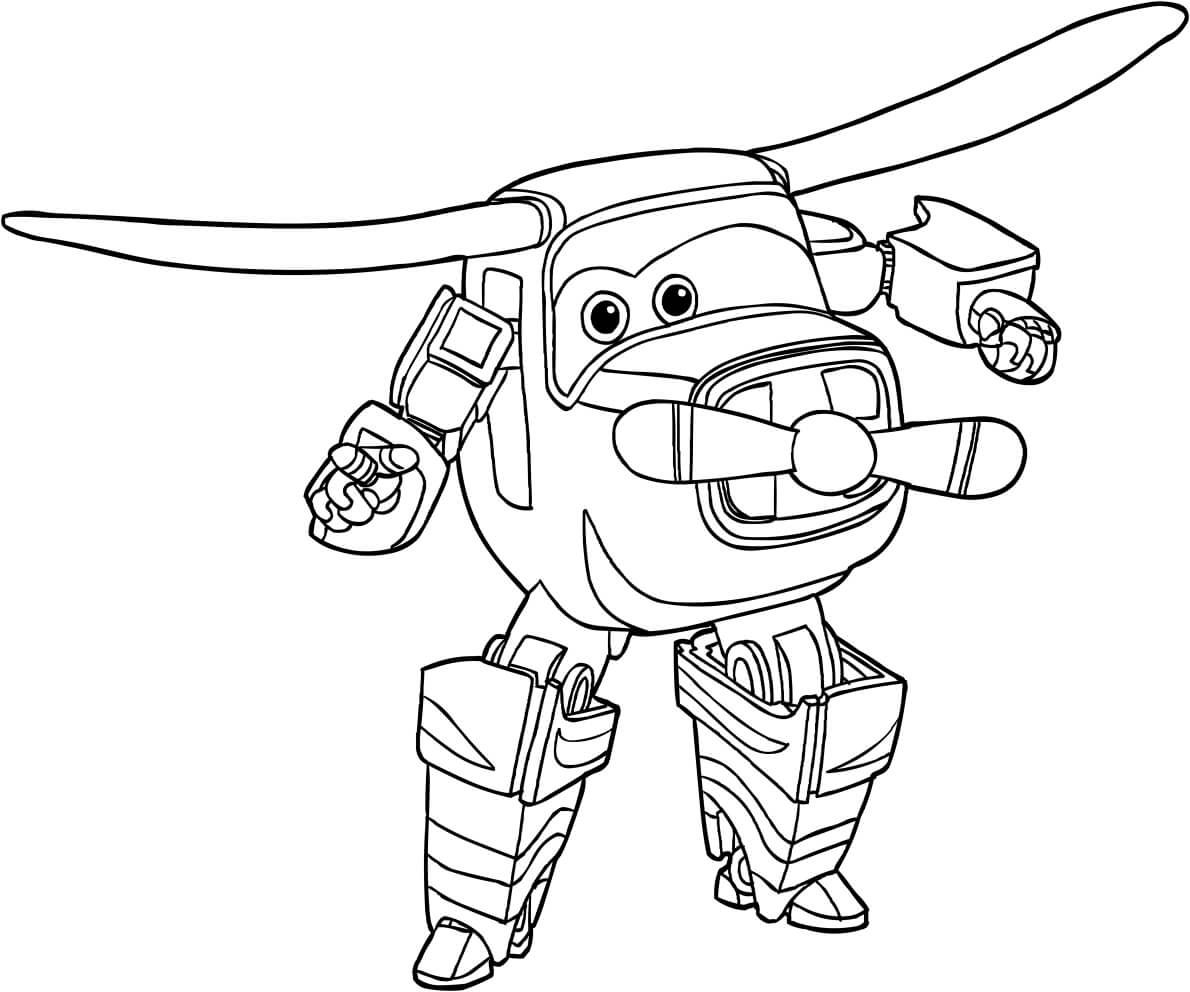 Bello From Super Wings Coloring Pages Cartoon Coloring Pages Coloring Pages Coloring Pages For Kids