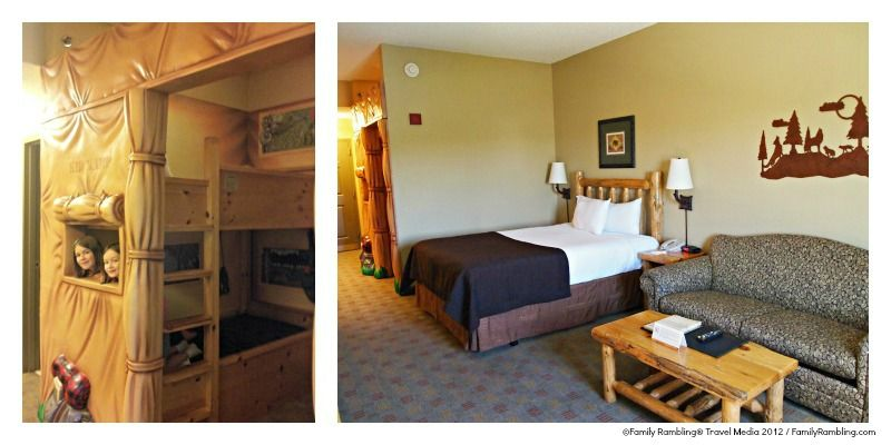 Kids Camp Room At Great Wolf Lodge Grapevine Tx Fun Rooms