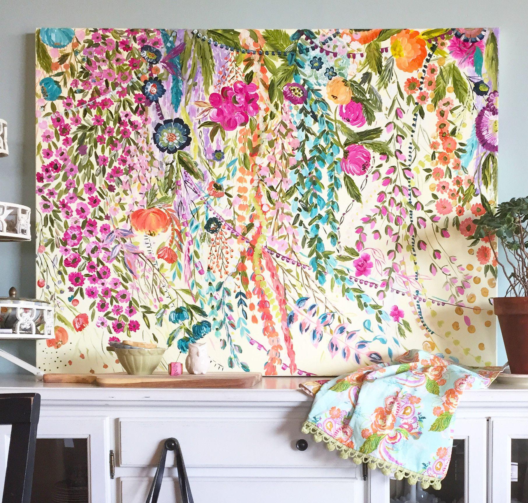 Sweet Dreams Art Print – Bari J. Designs