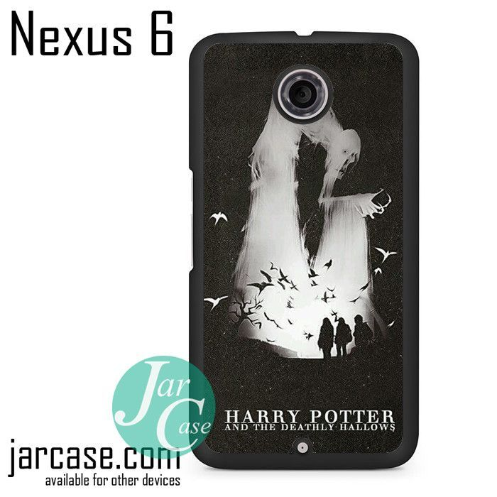 Harry Potter And The Deathly Hallows Phone case for Nexus 4/5/6