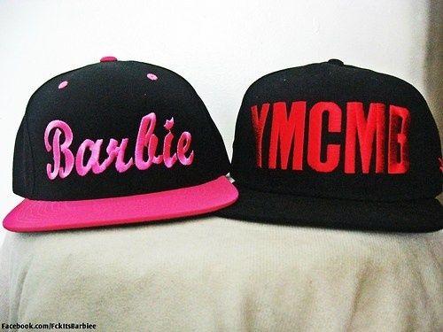 I love the Barbie hat! da76a2bb934c