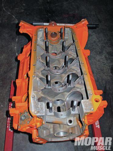 440 Mopar Engine Back To Basics Mopar Muscle Magazine Mopar Mopar Muscle Engineering