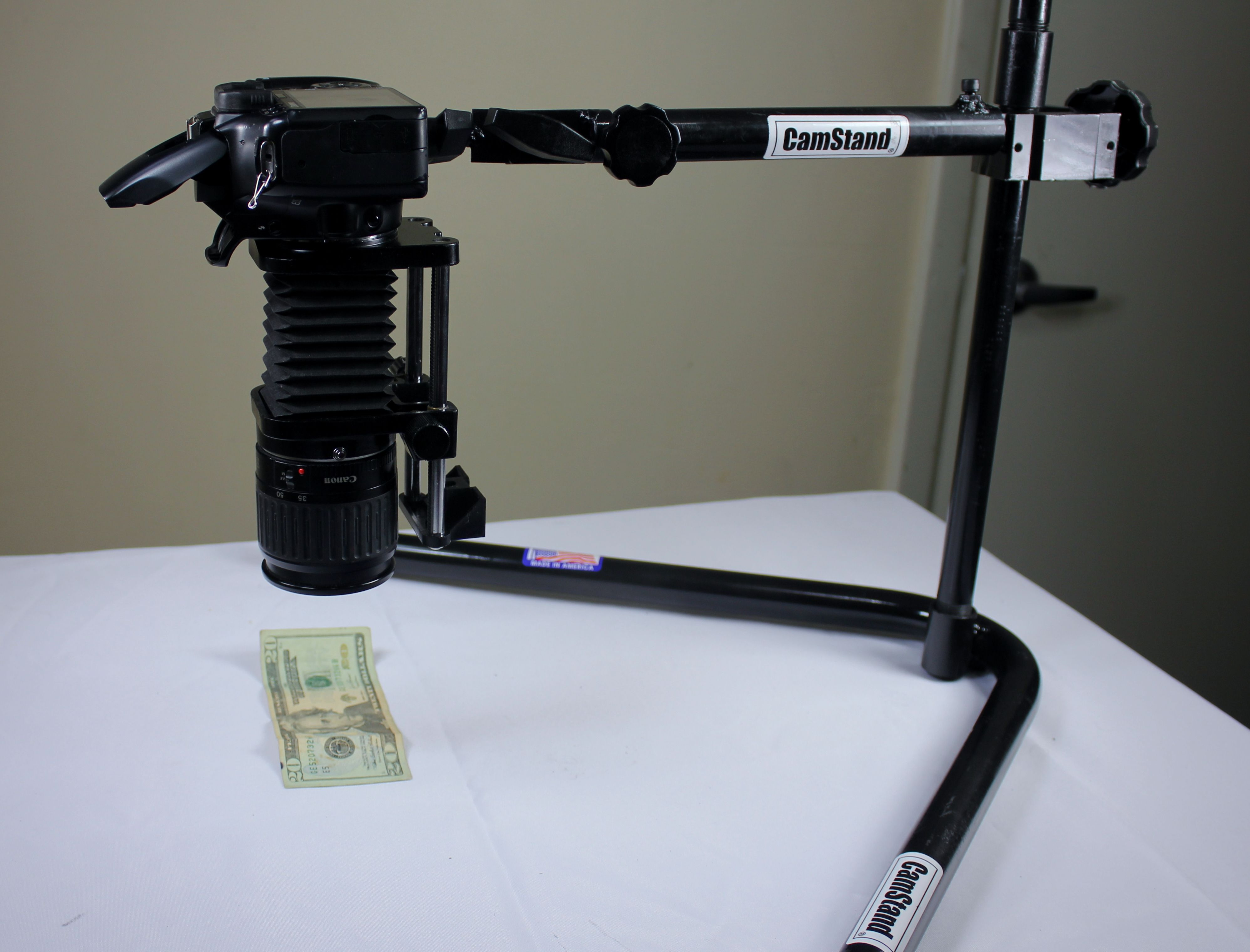Setup Using The Camstand 5 Hd Desktop Camera Stand This Is A Similar That Fbi Cia Doj And Homeland Security Uses For Doentation Of