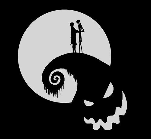 Nightmare Before Christmas Collection Vinyl Decal by DecalAvenue ...