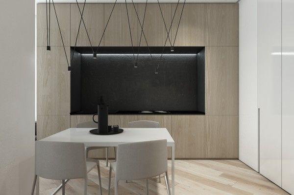 Room · Dark, Neutral Themed Interiors: Ideas U0026 Inspiration