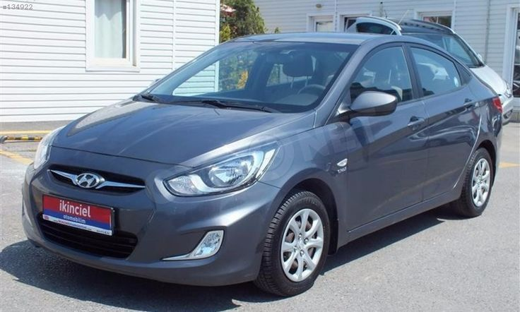 Awesome Hyundai 2017 ACCENT ACCENT BLUE 16 CRDI MODE 2011