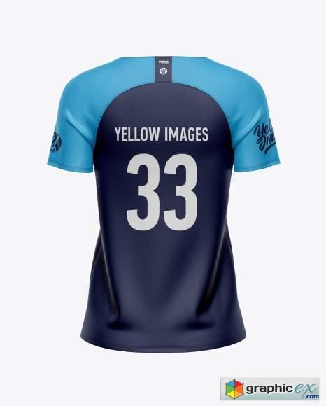 Download Women's Soccer Jersey Mockup Free Download | Shirt mockup ...