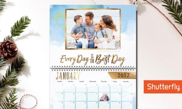 Unique Gift Ideas Shutterfly Calendar Unique Gifts Shutterfly
