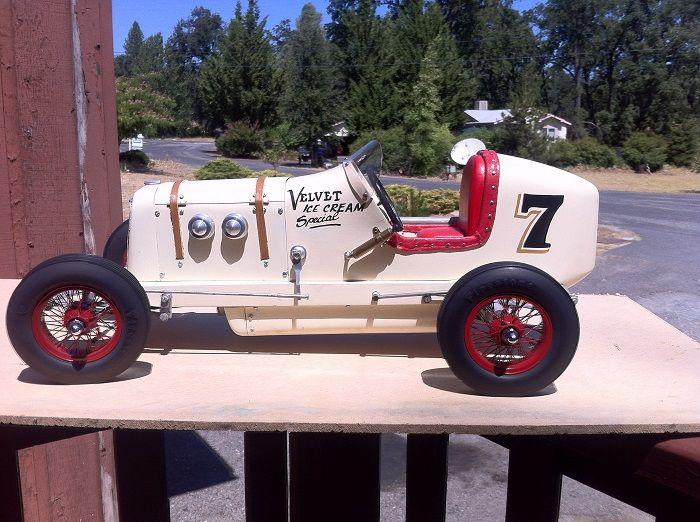 Midget car models