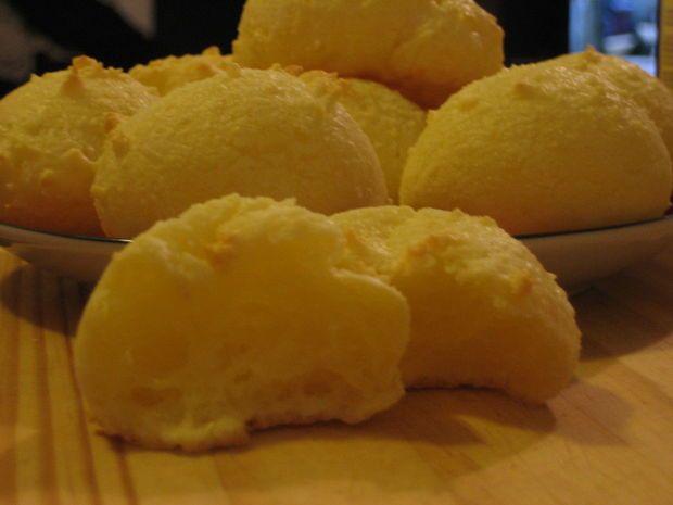 Gluten Free Cheese Bread Pao De Queijo Receitas Queijo