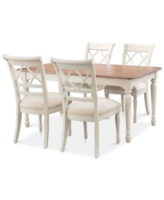 Cape May Dining Set, 5 Pc. (Dining Table U0026 4 Side Chairs