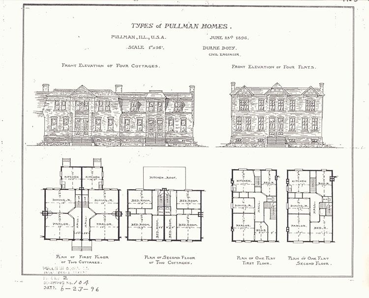 Historic House Floor Plans Baltimore Row House Floor Plan ... on