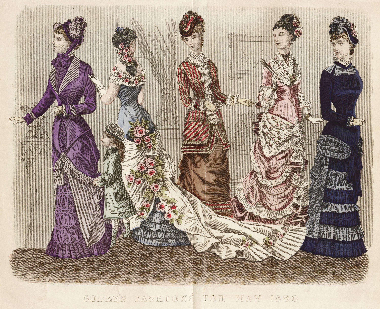american women 39 s fashion may 1880 1880 mode zeichnungen. Black Bedroom Furniture Sets. Home Design Ideas