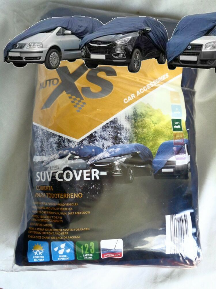 Car Cover Outdoor Full Auto Waterproof Resistant Outdoor Xs Car Or Suv S Autoxs Car Covers Car Cover