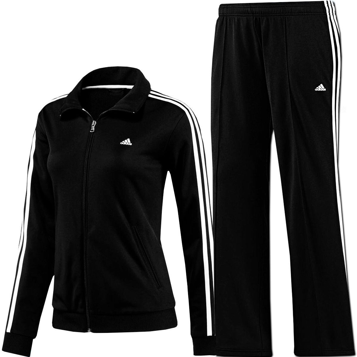 788f4dcfa2d93 Adidas Conjunto Equipo Deportivo Fitness Gym Dama Polyester -   1.790