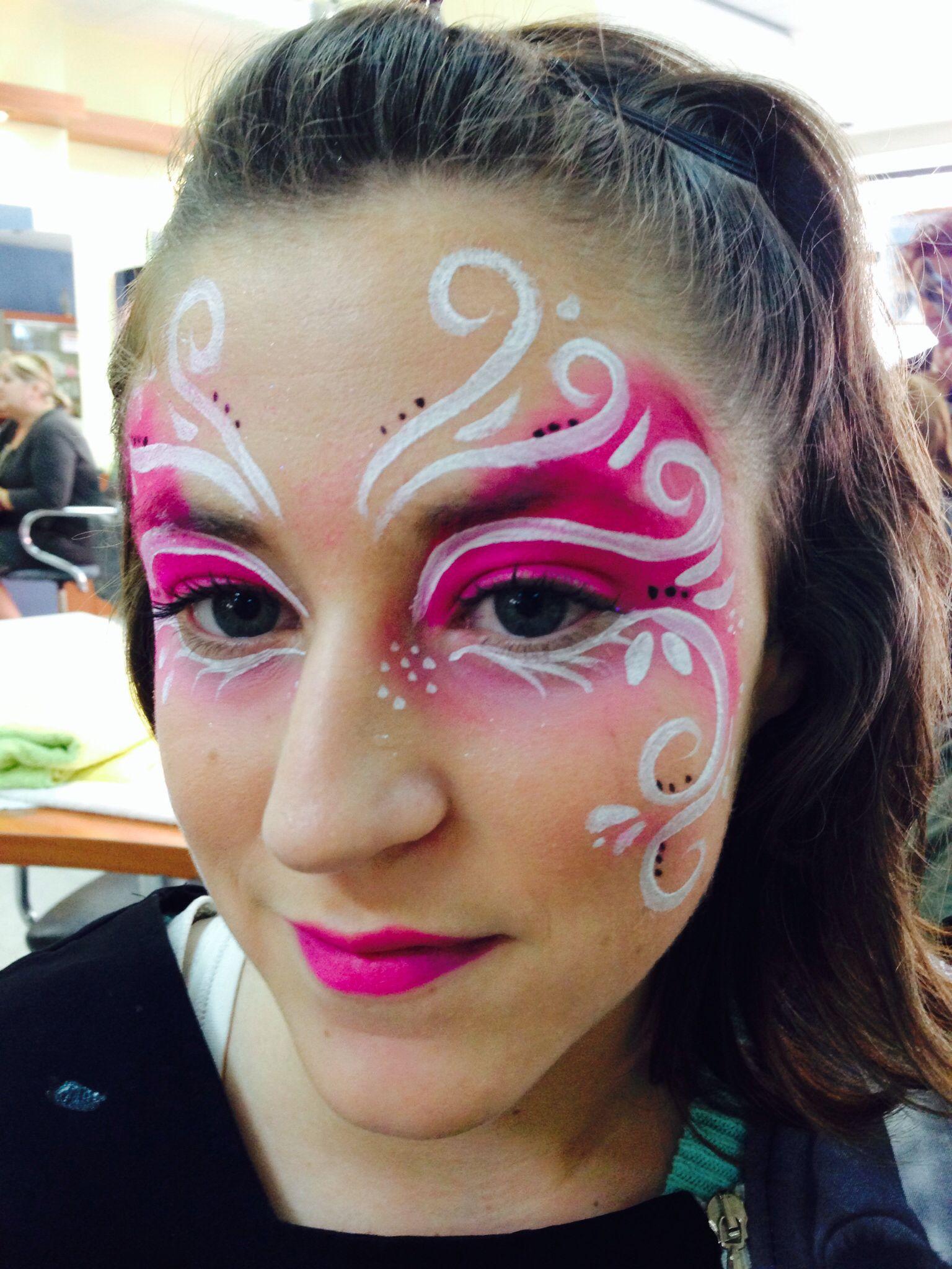 Maquillaje infantil | Maquillaje artístico | Princess ...