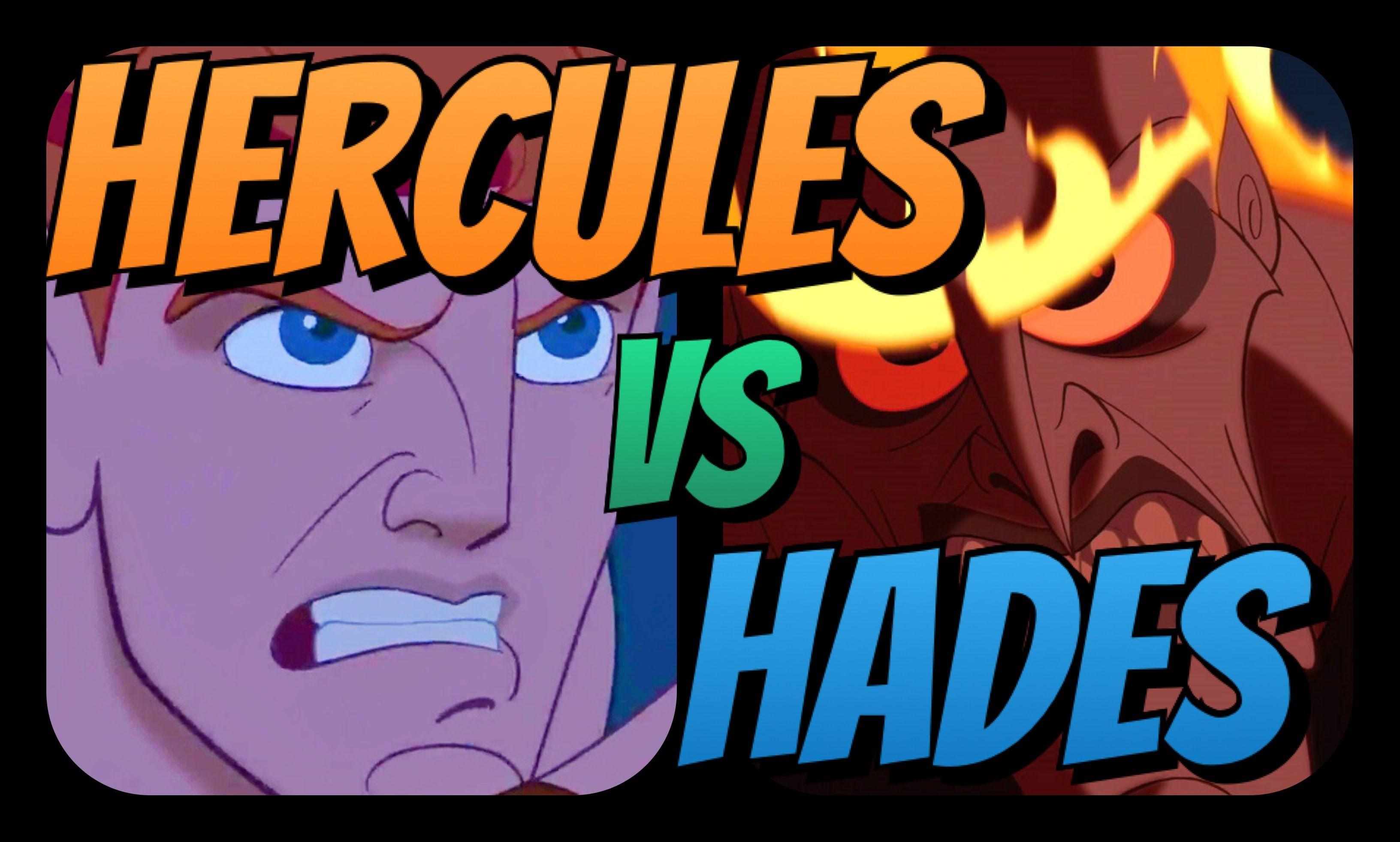 hercules vs hades