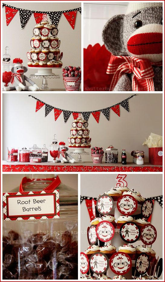 This is a cute birthday party idea Kids n stuff Pinterest