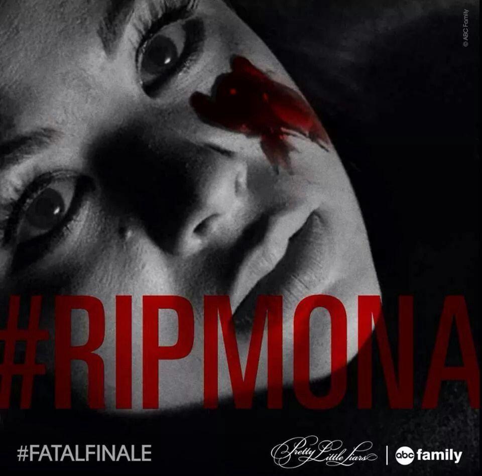 :O #RIPMona