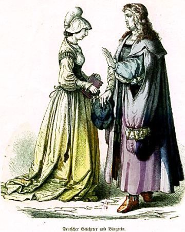 german-scholar-and-townswoman-1st-third-ofthe-cent.jpg (360×452)