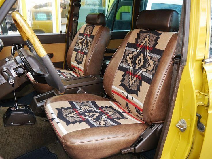 Flexdreampendletontoyota Landcruiser60 Flexdreampendletontoyota Landcruiser60 The Post Flexdreampendletonto Cute Car Accessories Jeep Wagoneer Car Upholstery