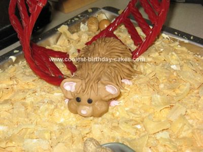 Coolest Hamster Littlest Pet Shop Cake Cake And Cake Cookies - Hamster birthday cake