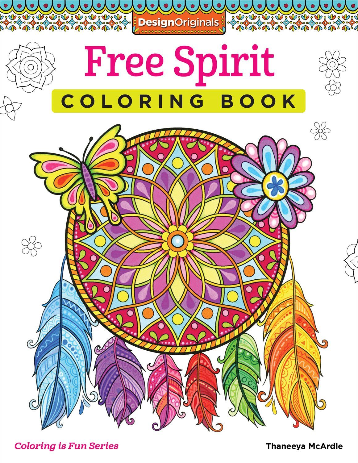 Free Spirit coloring book | Coloring | Pinterest | Coloring books