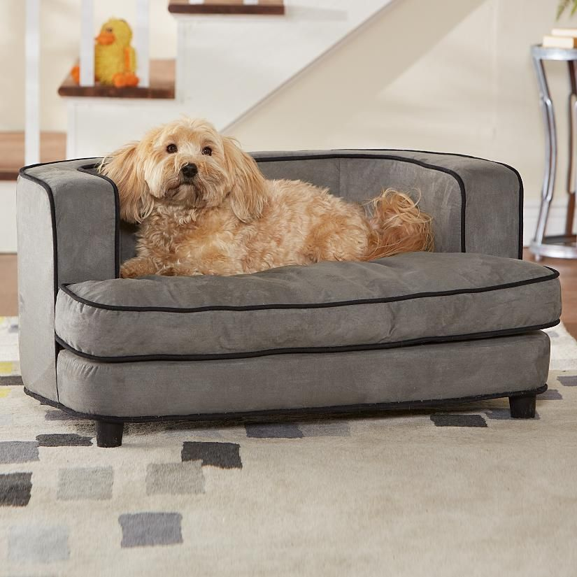 the cliff ultra plush pet bed from RedEnvelope.com
