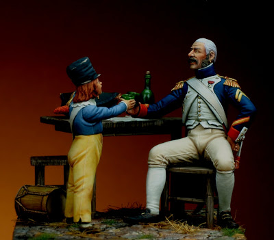 Pin En Napoleonic Wars French And Allied Troops