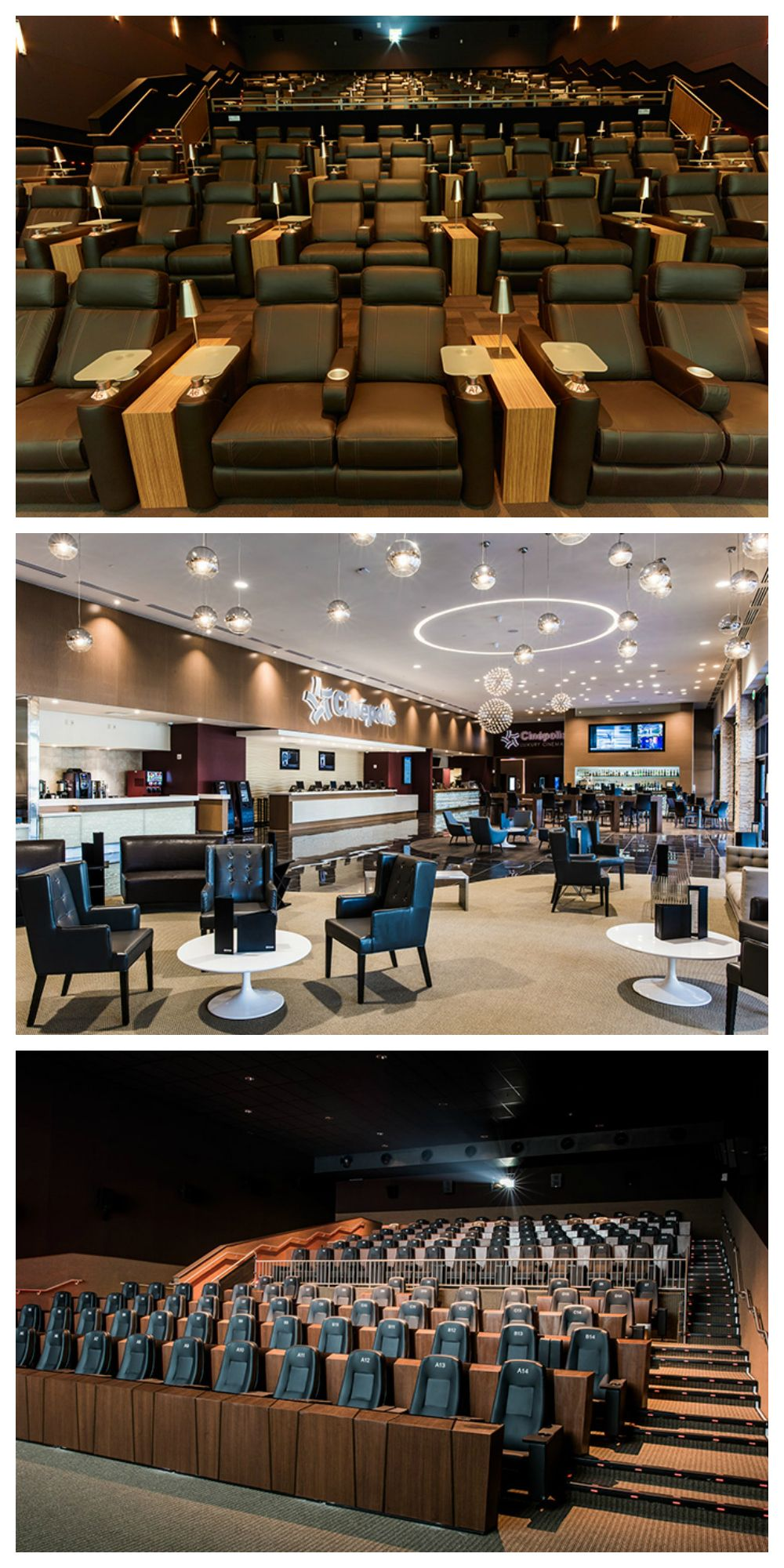 The Shoppes At Jupiter Is Home To Our First Hybrid Location Offering Of Two Unique Auditorium Concepts I Home Cinema Room Home Theater Room Design Cinema Idea