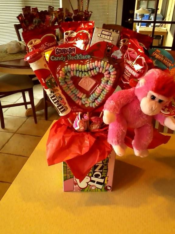 A Business Of Your Own Valentine S Day Pinterest Candy Bouquet