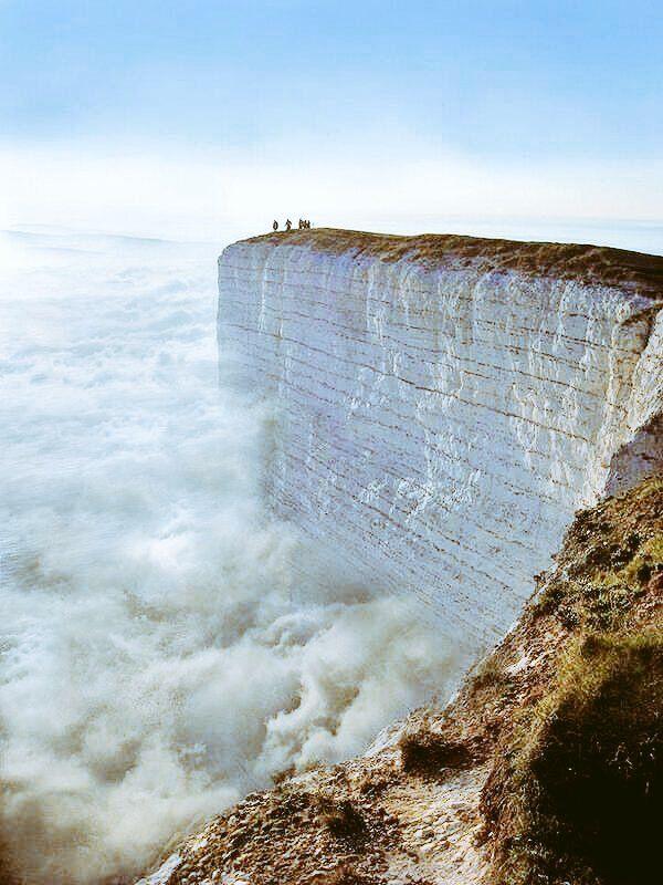 Montaña fin del mundo, situada en Inglaterra. | Beautiful ...