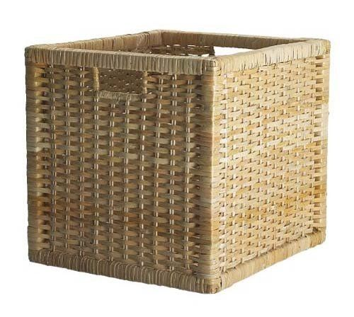 Genius Idea Ikea Expedit Shelves With Baskets For Storage: Ten Storage Options For Your Expedit