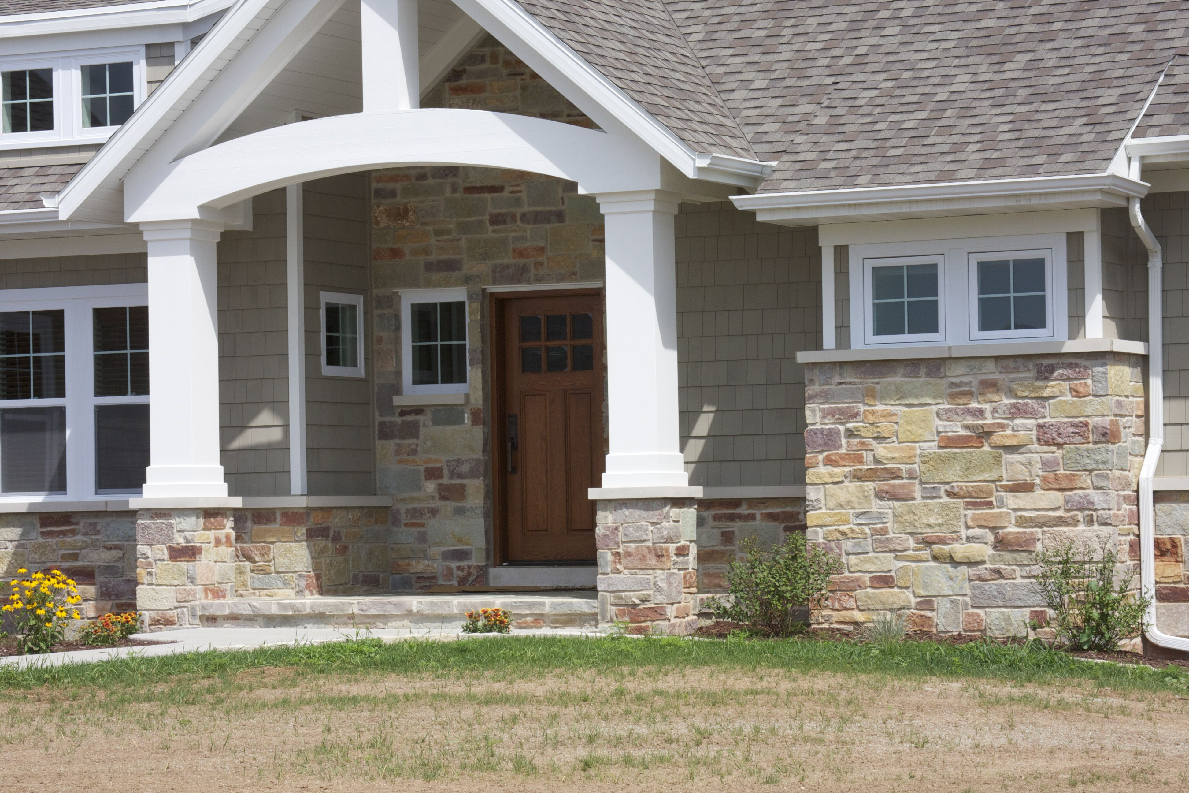 Stone Front Houses Google Search Stone Front House House Front Stone Porches